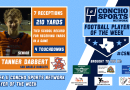 San Angelo Central WR Tanner Dabbert – Week 11 CSN Football Player of the Week