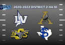 Lake View Aligned into Four Team 2-4A DI for 2020-2022