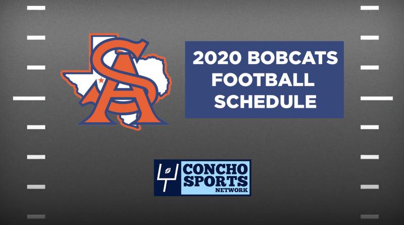 Christmas Break 2020 2022 San Angelo Texas San Angelo Central Bobcats 2020 Football Schedule Set   Concho