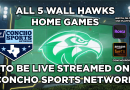 BREAKING: Concho Sports Network to live stream all 2020 Wall Hawks home football games