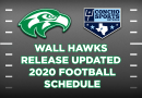 Wall Hawks update 2020 football schedule, add home game