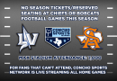 No Central/Lake View season tickets, 7,000 maximum San Angelo Stadium capacity for 2020