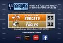 HIGHLIGHTS: San Angelo Central Bobcats 53, Abilene Eagles 32   10/16/20