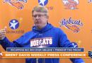 Brent Davis Week 5 Bobcat Football Press Conference – Talking Abilene & Frenship   10/19/20