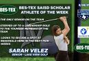 Lake View senior golfer Sarah Velez – The BES-TEX San Angelo ISD Scholar Athlete of the Week | 3/28/21